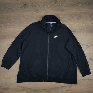 Nike Women's Funnel Neck Lightweight Jacket 3X